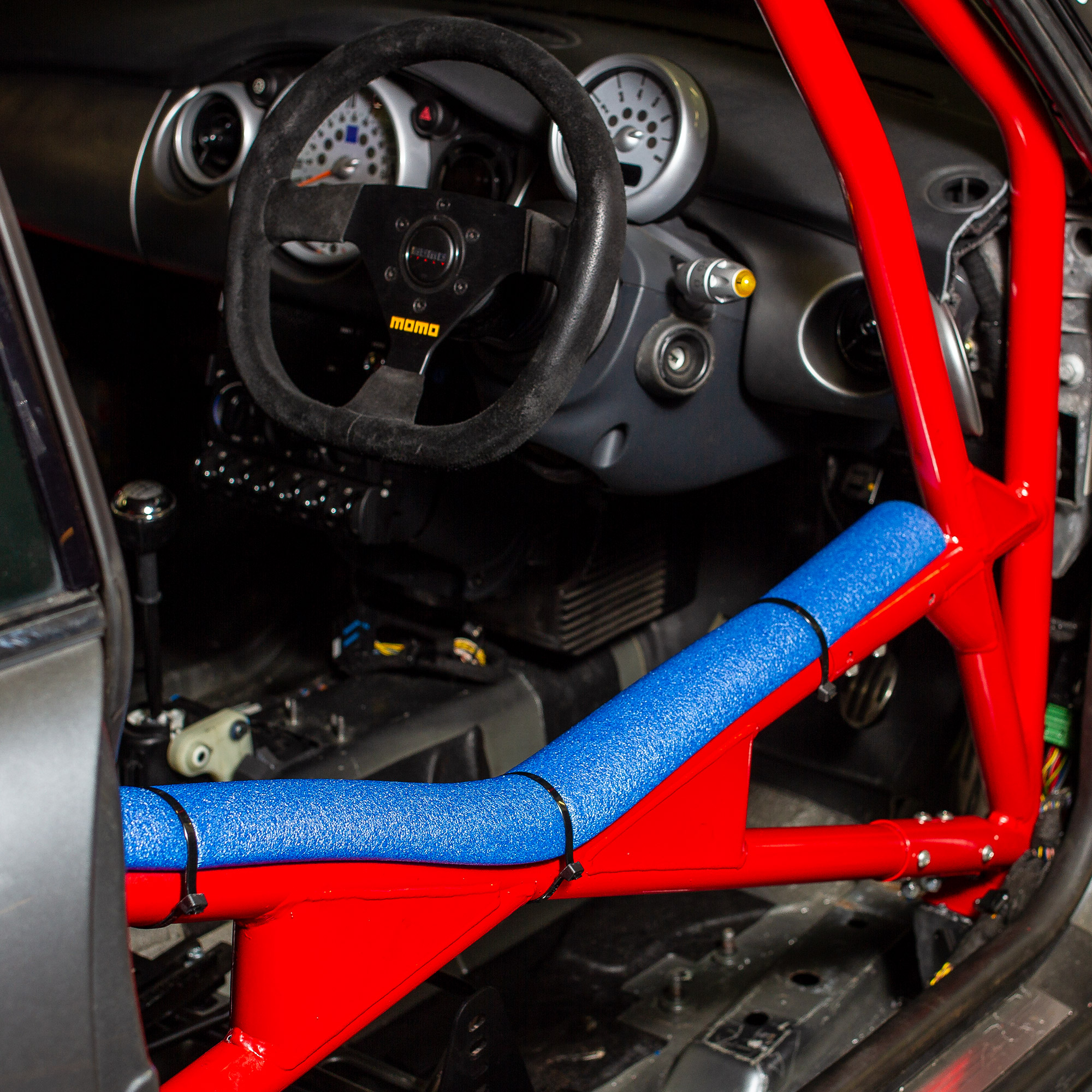 Attaches To Rollcage Longacre Race//Rally//Motorsport Steering Wheel Hook