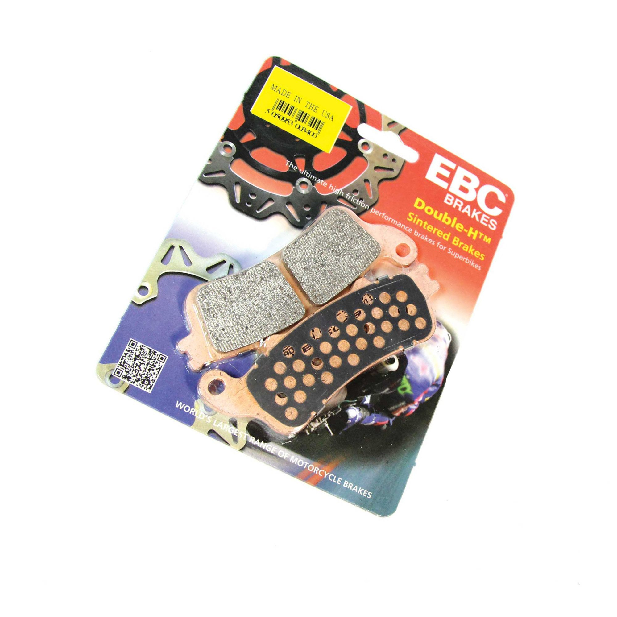 EBC HH Front Brake Pads For Ducati 1997 ST2 FA244HH