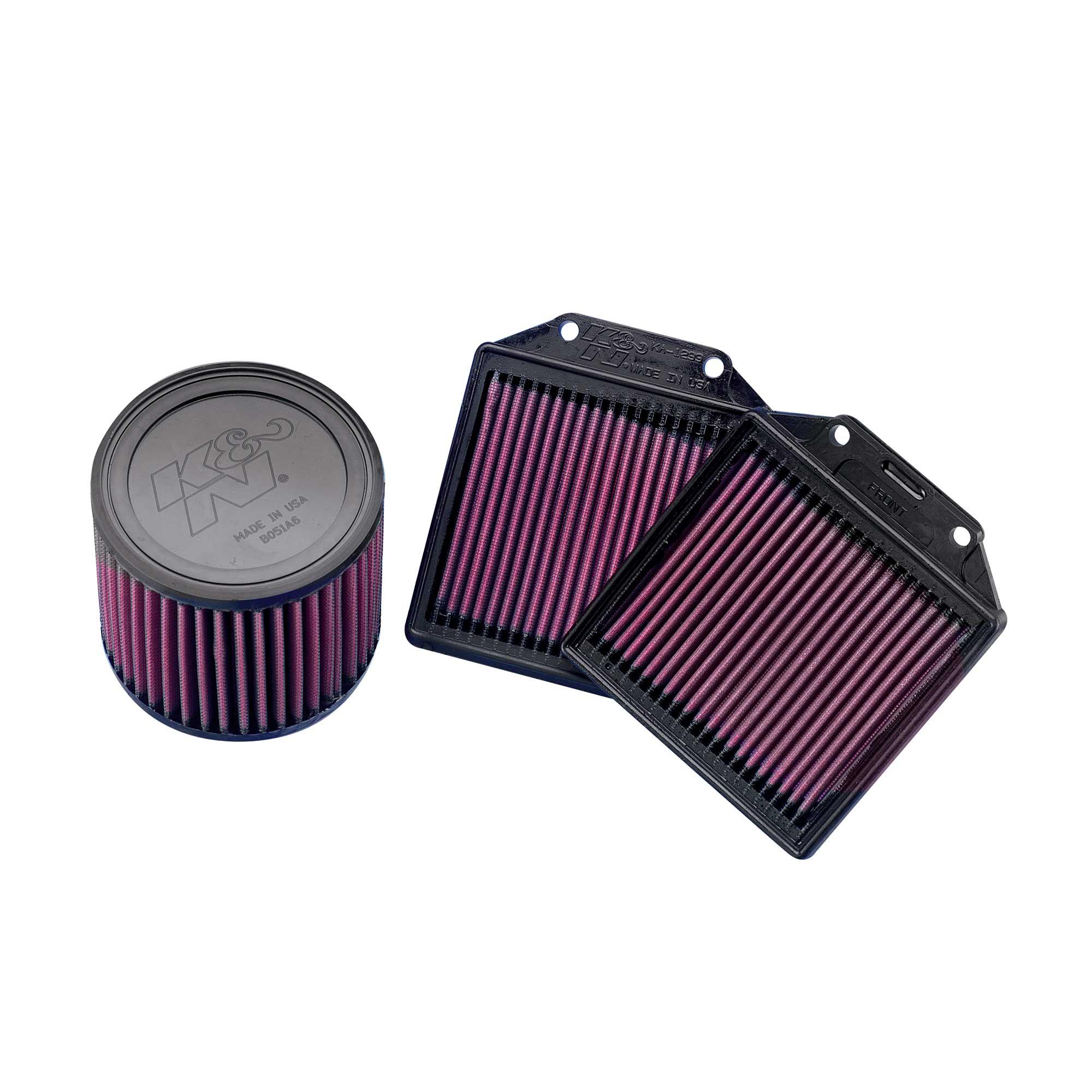 K&N Air Filter For Suzuki 2004 GSX-R600 K4