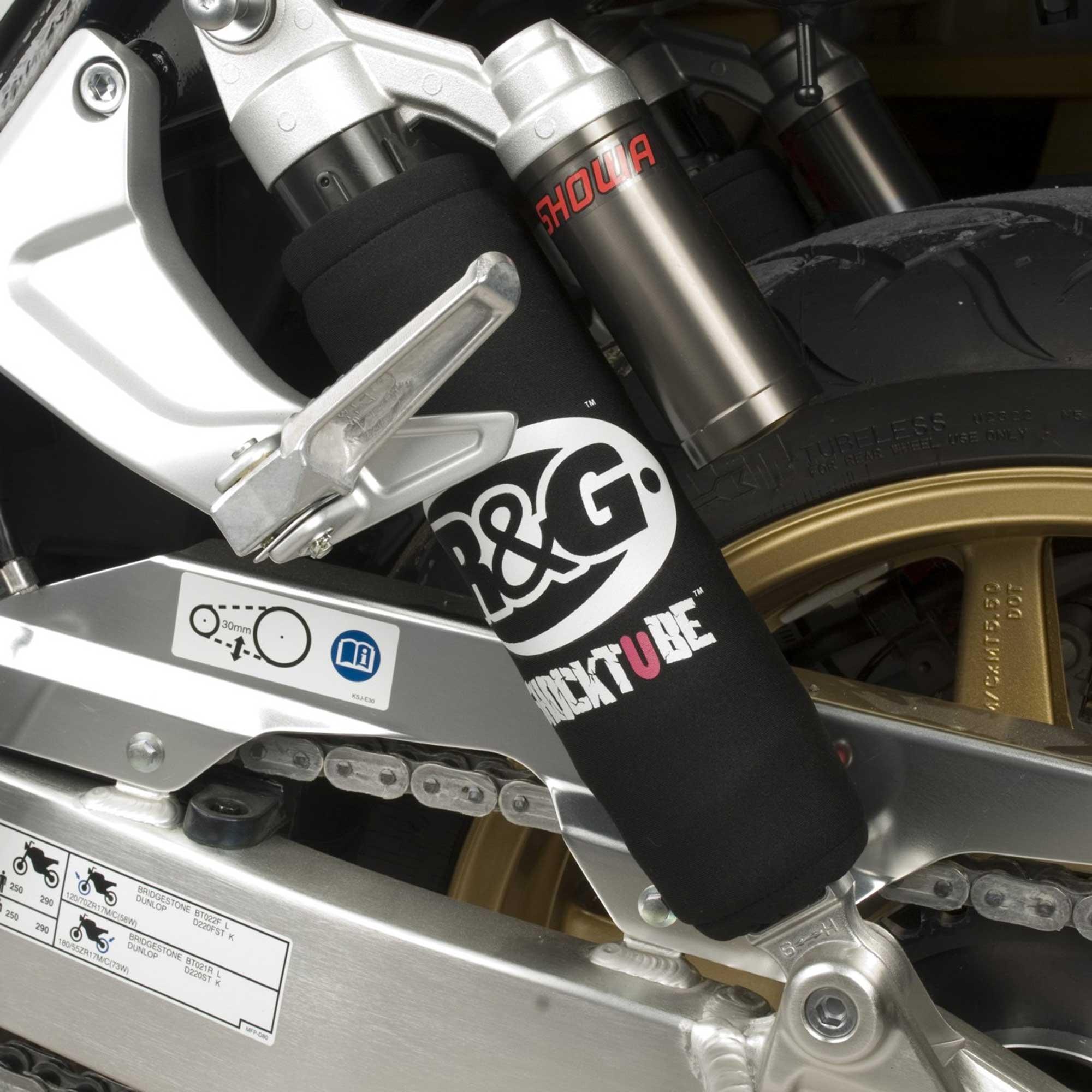 R/&G Motorcycle Shock Tube For Kawasaki 2008 Z750 L8F