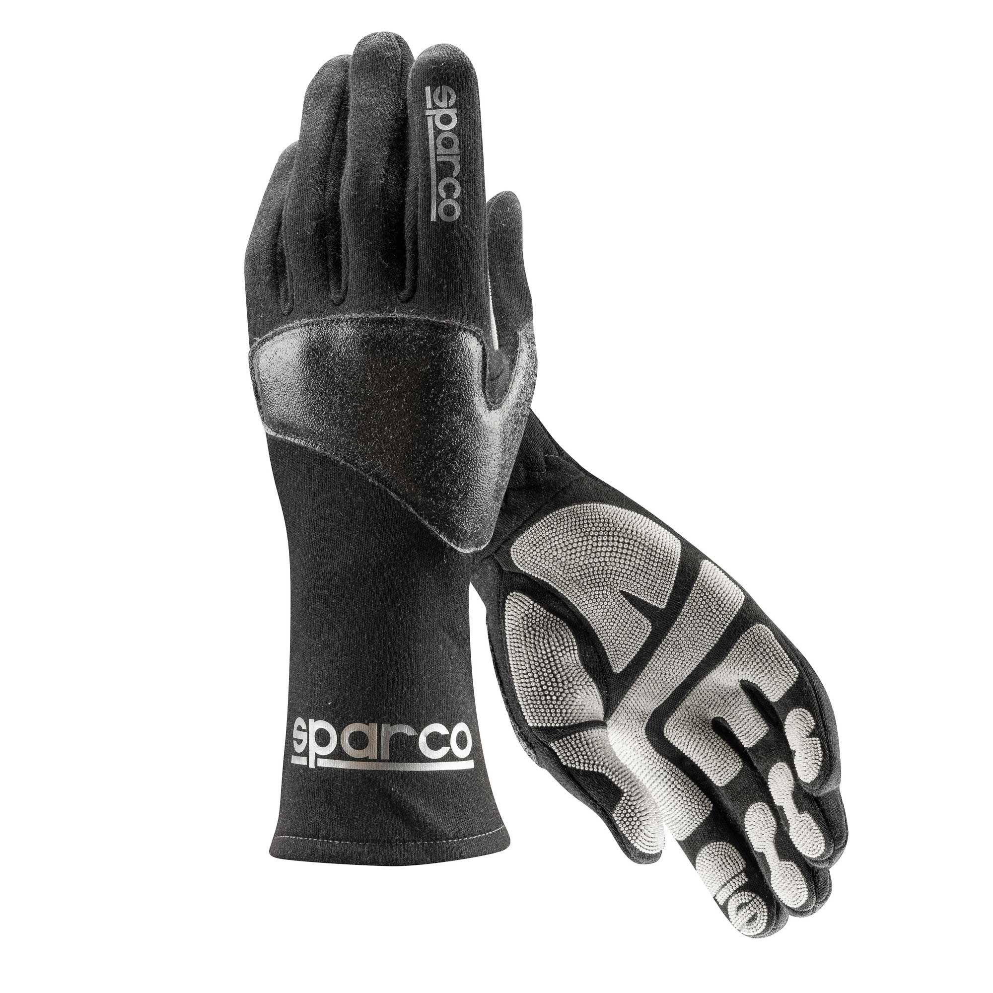 Sparco-MX-Tide-MG-9-FIA-Approved-Motorsport-Garage-Mechanics-Gloves-001303NR miniatuur 5